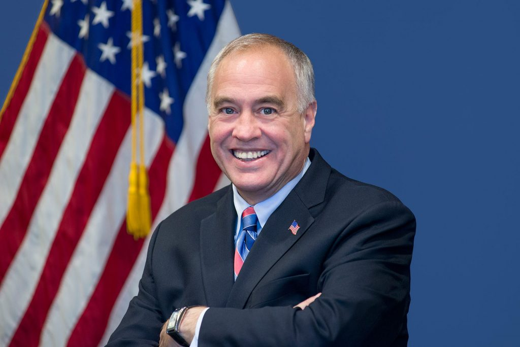 New York State Comptroller Thomas P. DiNapoli